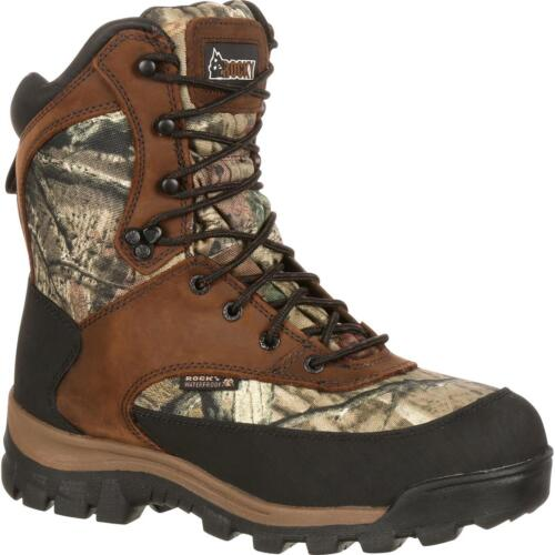 Rocky Men's Core Waterproof 800GR Insulated Hunting Boots MOBUI, FQ0004755