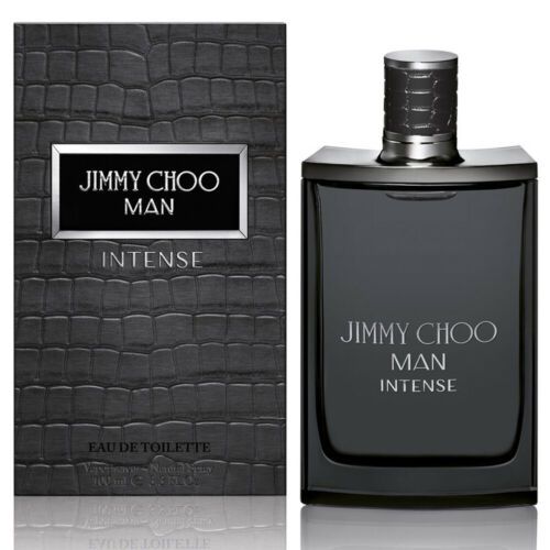 JIMMY CHOO MAN INTENSE Cologne for men edt 3.4 / 3.3 oz NEW IN BOX