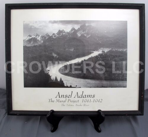 Ansel adams prints antiques us for Ansel adams mural project prints