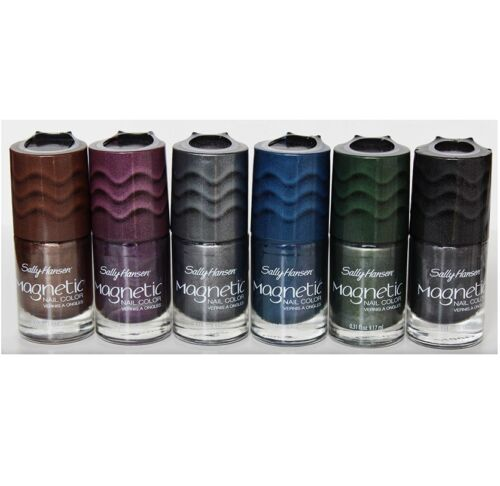 Sally Hansen Magnetic Nail Polish Color CHOOSE YOUR COLOR B2G 1 FREE