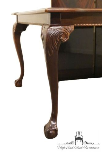 THOMASVILLE Mahogany Collection Banded 116″ Dining Table 14521-692