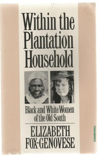 Within the Plantation Household: Black and White Women of the Old South pb 1988