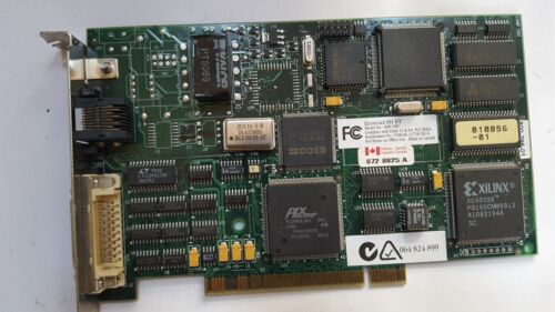 EICON 800-296 S91 S/T PCI ADAPTER CARD 800-296-01 (R1S8.5B2)