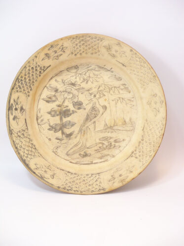 Chinese Ming Dynasty Swatow Shipwreck Bowl Plate Wanli Period