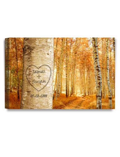 Personalized Canvas Prints love grows Wedding love Gift ready to hang DecorArts <br/> Custom canvas prints includes Names and Special date