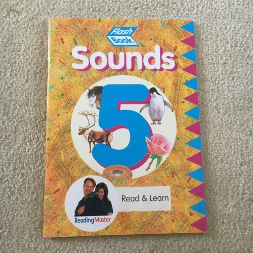 SOUNDS READER, SOUNDS 5, READ & LEARN. LINKS TO SOUNDS. 186953252X