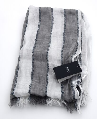ARMANI JEANS DONNA SCIARPA PASHMINA IN LINO MADE IN ITALY ART. 934072