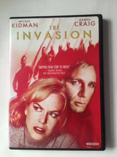 The Invasion dvd  US release