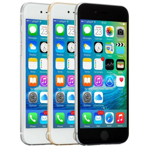 Apple iPhone 6 Plus Smartphone No Touch ID Verizon Unlocked AT&T T-Mobile Sprint <br/> 30-Day Warranty - Free Charger & Cable - Easy Returns!