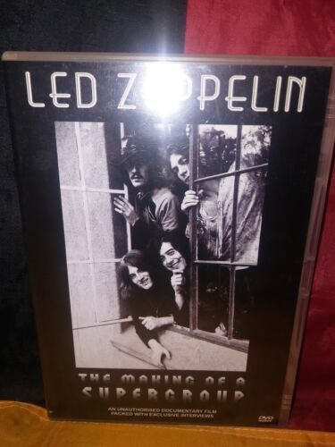 Led Zeppelin - The Making Of A Supergroup (DVD, 2004)