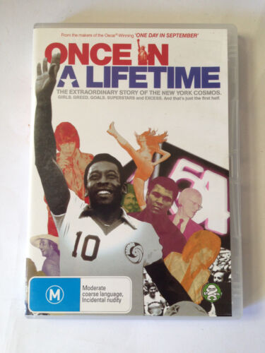 Once In a Lifetime (DVD, 2007)