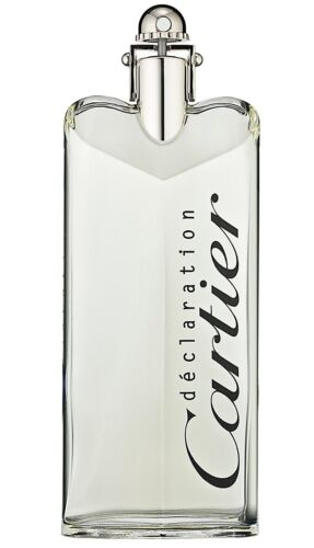 DECLARATION by Cartier edt Cologne 3.3 oz / 3.4 oz New tester