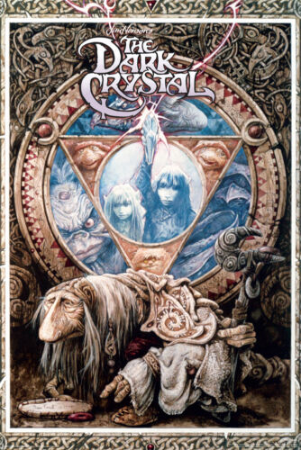 THE DARK CRYSTAL - ONE SHEET MOVIE POSTER 24x36 - 241429