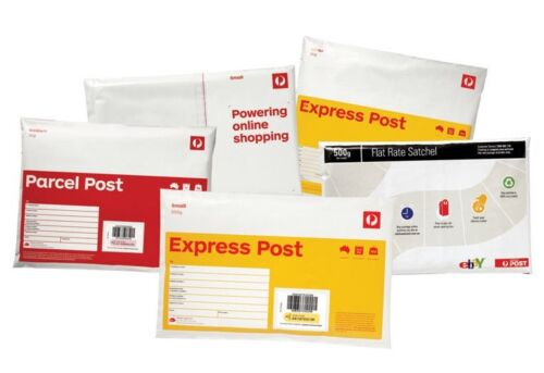 POSTAGE ONLY Express Registered Priority Post Shipping For Store Purchased Items