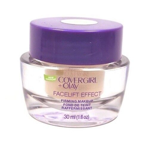 Covergirl Olay FaceLift Effect Firming Makeup Foundation YOU CHOOSE