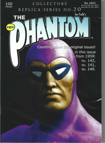 THE PHANTOM's World Special Issue No 8 2019 - 100 Pages NEW Frew