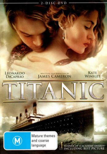 Titanic (1997) (2-Disc DVD)  - DVD - NEW Region 4