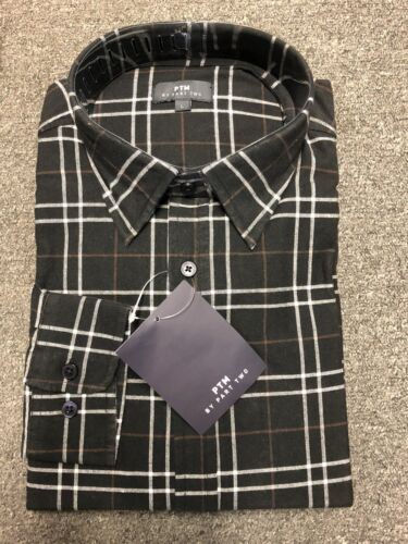 Part Two Check Shirt - Large  WAS £40.00