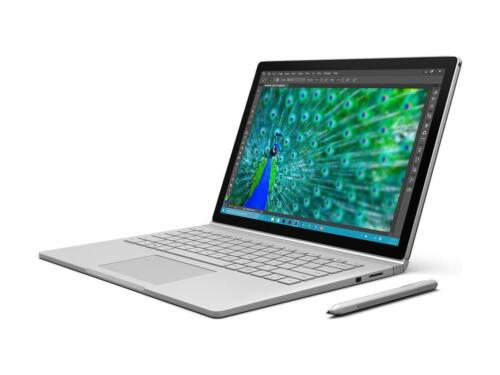 "NEW! Microsoft Surface Book 13.5"" Pen Included Core i7 8GB  256GB SSD SW5-00001"