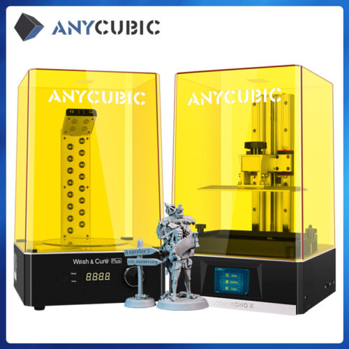 "ANYCUBIC Photon 3D Printer SLA Fast Light-Cure FEP Frame 2.8"" TFT 500ML UV Resin"