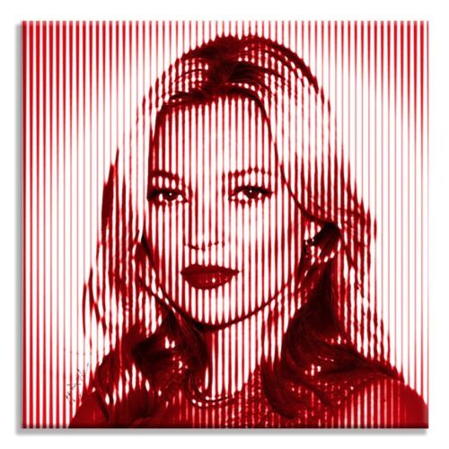 Kate Moss always1 – Print Limited Edition on Paper Signed, Pop Art,Celebrities.