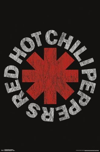 RED HOT CHILI PEPPERS - VINTAGE STYLE POSTER - 22x34 - MUSIC 17143