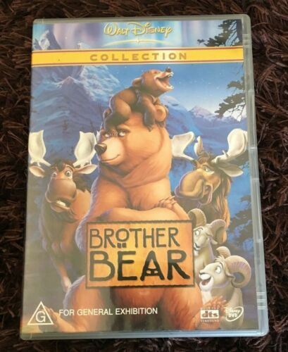WALT DISNEY, COLLECTION. BROTHER BEAR DVD
