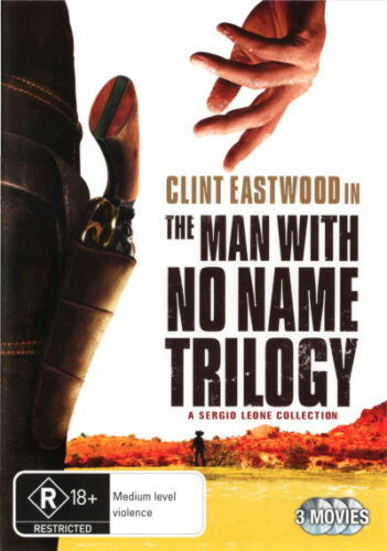 The Man With No Name Trilogy: A Sergio Leone Collection ( . - DVD - NEW Region 4