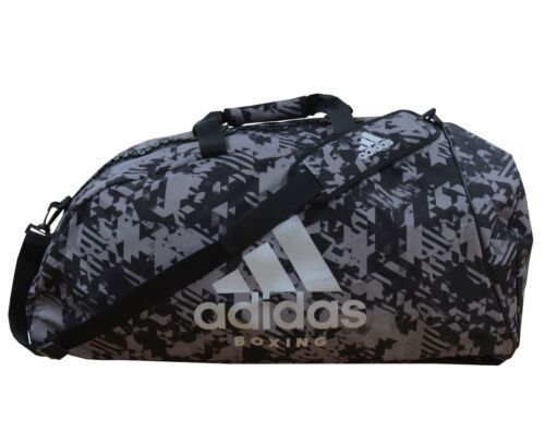 e4e13ec05c Adidas Boxing Martial Arts Combat Sports Holdall Gym Bag Sports Kit Backpack