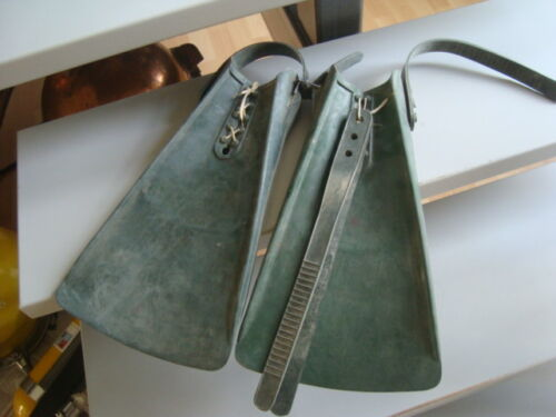 Vintage Russian NAVY Divers FINS Not Used
