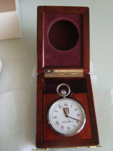 Russian marine chronometer Deck watch POLET#00429 for governor NOT USED