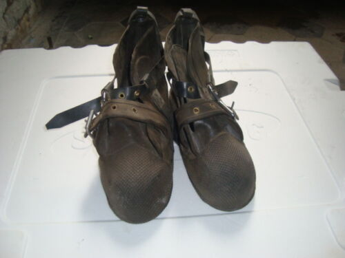 Russian NAVY diver's rubber Boots Diving Helmet (NOT USED )