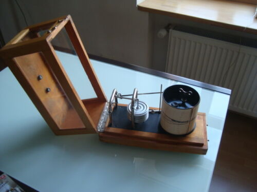 Russian marine barograph made in USSR1955