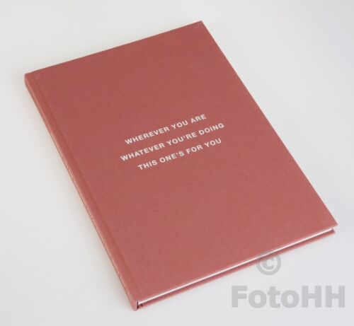 SIGNED BOOK HARLAND MILLER WHEREVER YOU ARE WHATEVER YOU'RE DOING THIS ONE'S FOR