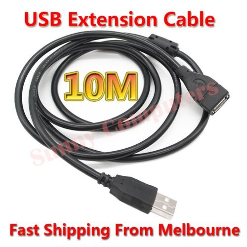 Premium USB Type-A Male to Female M/F Extension Cable Cord Lead 10M 5M 3M 1M AU