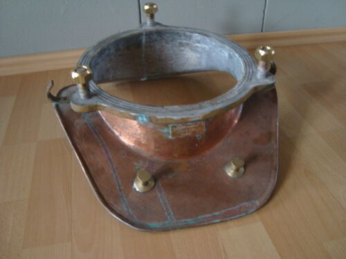 Spare pars for Russian 3-bolt diving helmet (breastplate )