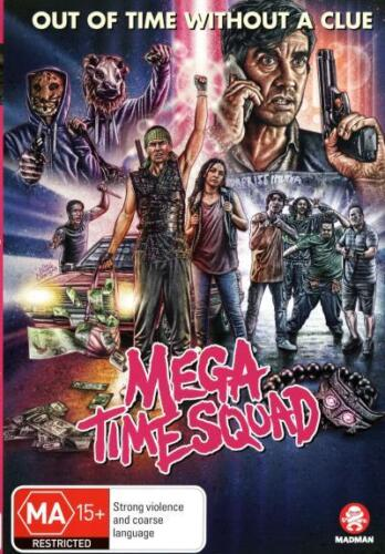 Mega Time Squad  - DVD - NEW Region 4
