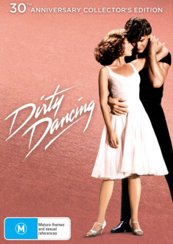 Dirty Dancing (1987) (30th Anniversary Collector's Edition  - DVD - NEW Region 4