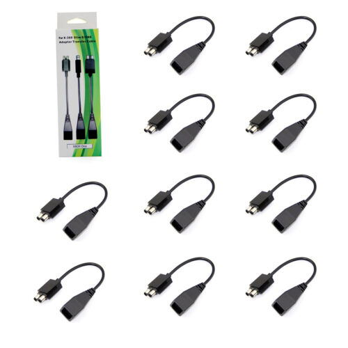 Wholesale Lot of 10 Microsoft Xbox 360 to Xbox One AC Converter Adapter Hexir