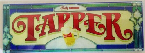 Top Holiday Gifts Tapper Arcade Game Marquee Fridge Magnet