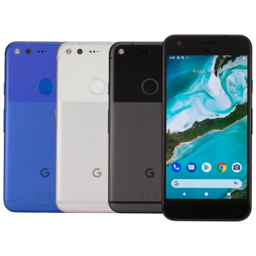 Google Pixel XL Smartphone 32GB 128GB Verizon GSM AT&T T-Mobile Unlocked 4G LTE <br/> 30-Day Warranty - Free Charger & Cable - Easy Returns!