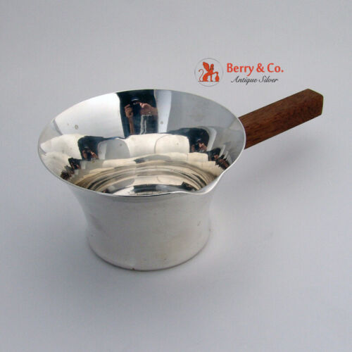 Porter Blanchard Sauce Pan Hand Made Sterling Silver 1950