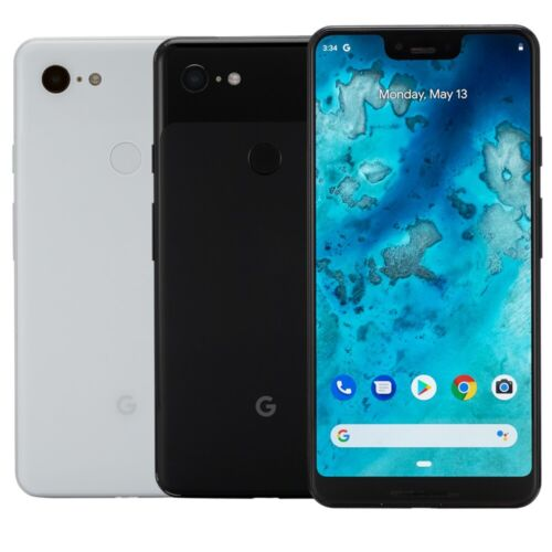 Google Pixel 3 XL Smartphone 64GB 128GB Verizon GSM AT&T T-Mobile Unlocked LTE <br/> 30-Day Warranty - Free Charger & Cable - Easy Returns!