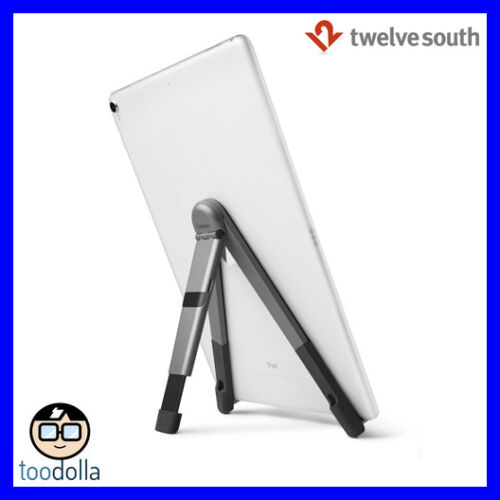 Twelve South Compass Pro - solid steel folding desktop stand - iPad and iPad Pro