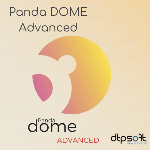 Panda- Dome Advanced 2021 - 5 DEVICES - 1 YEAR / AU