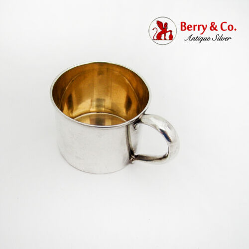 Baby Cup Sterling Silver Watson Silversmiths
