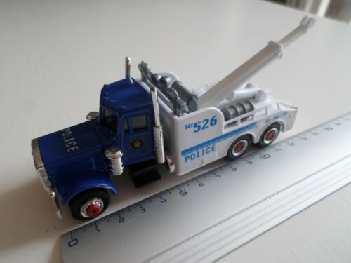 camion police depannage sans marque modele 526 - welly