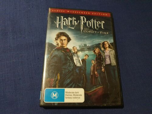 Harry Potter And The Goblet Of Fire  - DVD - Region 4