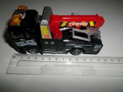 camion police depannage sans marque modele towing 01