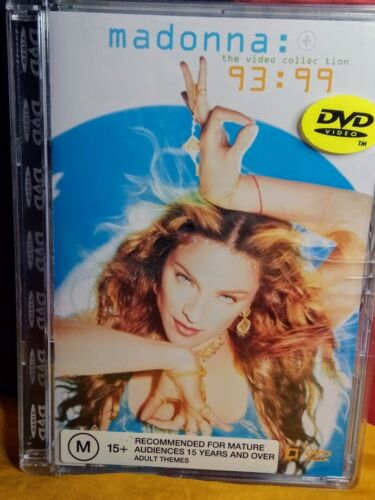 Madonna - The Video Collection 93:99 (DVD)
